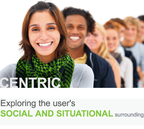 Exploring the user's social and situational surrounding